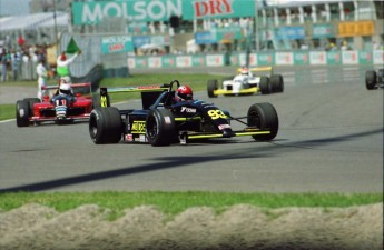 Retour dans le passé - Montréal - Formule Atlantique - 1995