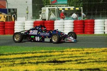 Retour dans le passé - Montréal - Formule 1600 - 1995