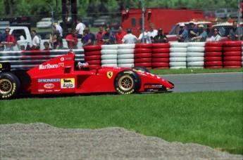 Retour dans le passé - GP du Canada 1995
