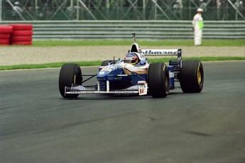 Retour dans le passé - GP du Canada 1996