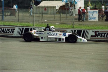 Retour dans le passé - GP3R 1996 - F1600