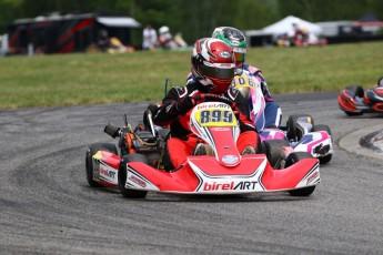 Karting - Tremblant - 19 juillet