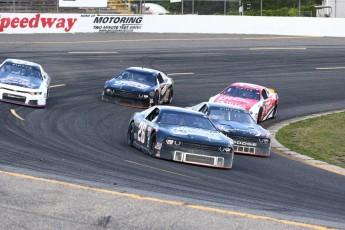Nascar Pinty's - Sunset Speedway