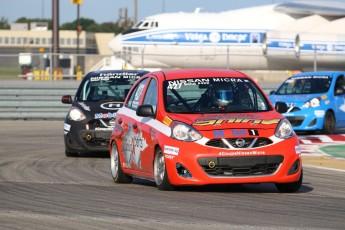 Coupe Nissan Micra à ICAR
