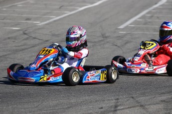 Karting -Tremblant - Canadian Open