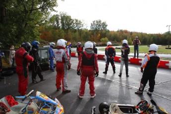 Karting - Course Club à SH - 3 octobre