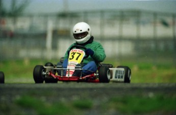Retour dans le passé - Karting à Sanair en 1992