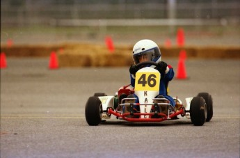 Retour dans le passé - Karting à St-Hyacinthe en 1992