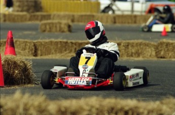 Retour dans le passé - Karting à St-Jean-sur-Richelieu en 1992