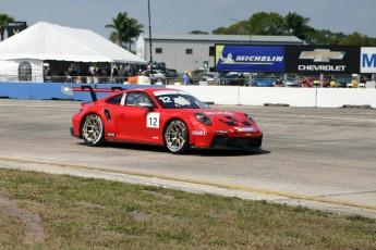 Porsche Carrera Cup à Sebring