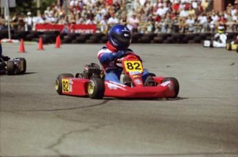 Retour dans le passé - Karting dans les rues de Valleyfield (2000)