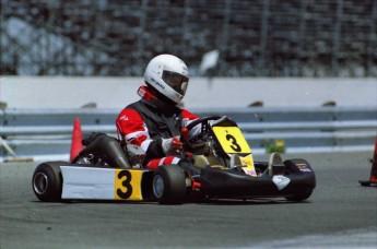 Retour dans le passé - Karting à Sanair 1994