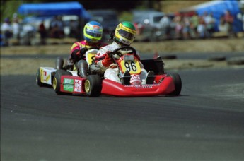 Retour dans le passé - Karting à Grand-Mère 1993