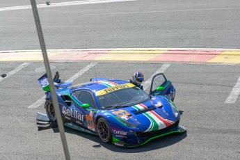Prologue WEC à Spa-Francorchamps