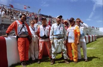 Retour dans le passé - Les travailleurs du GP du Canada (1999-2005)