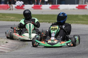 Karting - Essais à St-Hilaire 29 mai 2021