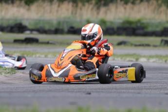 Karting - Essais à St-Hilaire 5 juin 2021
