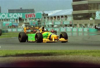 Retour dans le passé - F1 à Montréal en 1993