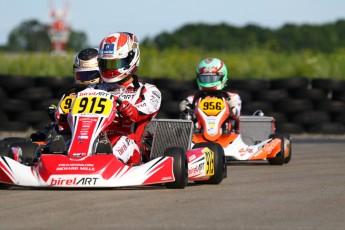 Karting - Coupe de Montréal #2 à ICAR