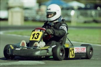 Retour dans le passé - Karting à Pointe-du-Lac en 1997