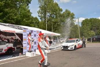 Coupe Nissan Sentra - Classique d'été au Mont-Tremblant