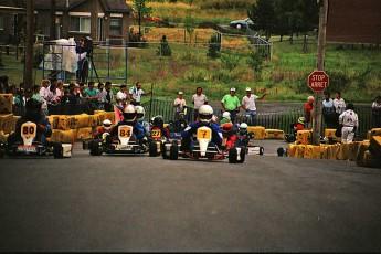Retour dans le passé - Karting à Alexandria en 1991