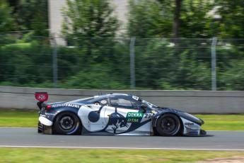 DTM à Zolder (course samedi)