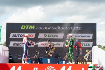 DTM à Zolder (course dimanche)