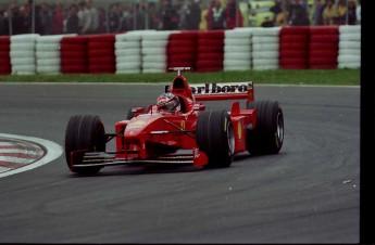 Retour dans le passé - GP du Canada 1998 , F1 et autres