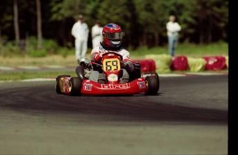 Retour dans le passé - Karting à SRA en 1998