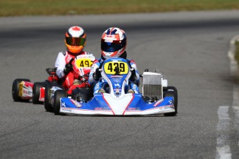 Karting à Tremblant - Canadian Open