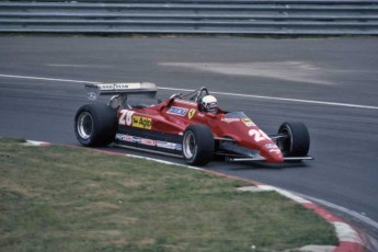 Retour dans le passé - GP du Canada 1982