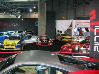 Salon de l'auto de Québec 2013