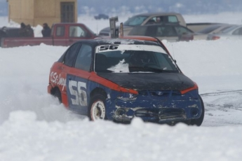 Courses sur glace a Beauharnois (9 février )