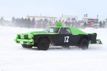 Courses sur glace a Beauharnois (1 mars )