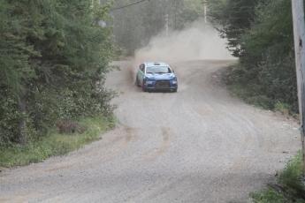 Rallye Défi - Première étape (Laurentides)