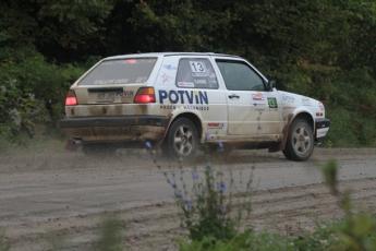 Rallye Défi - Seconde étape (Outaouais)