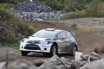 Rallye Défi 2017 - Première journée