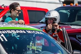 Kyle Nash Race - Calabogie - Plein de monde !