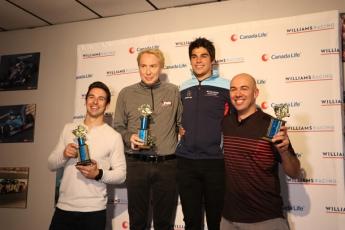 Lance Stroll - Course médias Kart-O-Mania