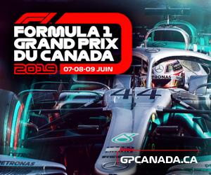 Grand Prix du Canada 2019 | 07-08-09 JUIN