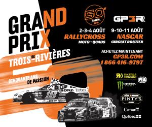 Grand Prix de Trois-Rivières 2019 - 50e Édition
